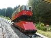 Bergbahn - Plattformwagen