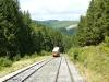 Bergbahn - Blick ins Schwarzatal